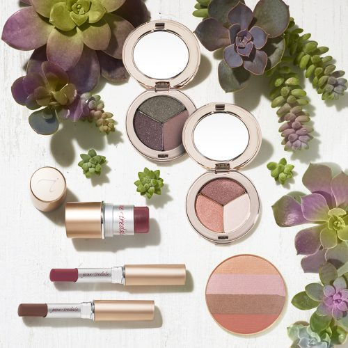 Jane Iredale Makeup products sold in Halifax NS at Vibe Salon & Spa in Bedford