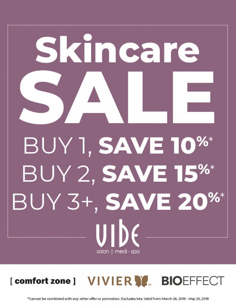Skincare Sale, Vibe