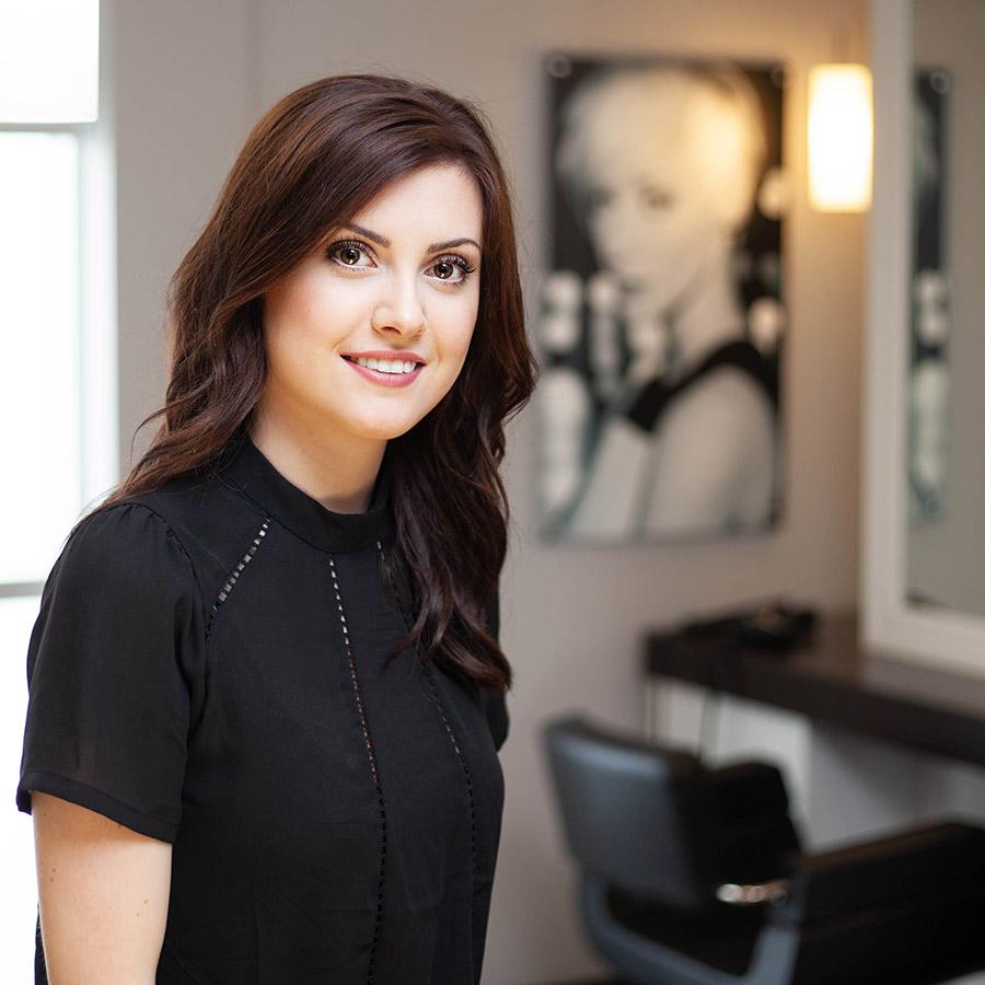 Candice Smith Hair Stylist Vibe Salon Bedford NS