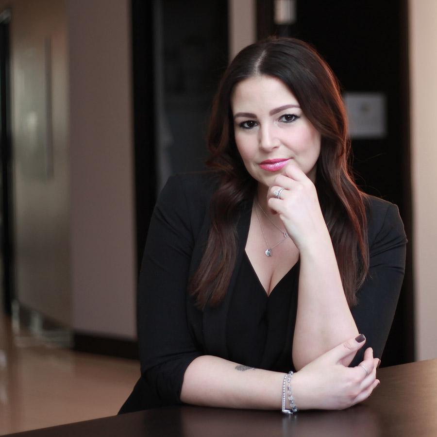 Erika Deyoung, Master Esthetician Vibe Salon Bedford NS
