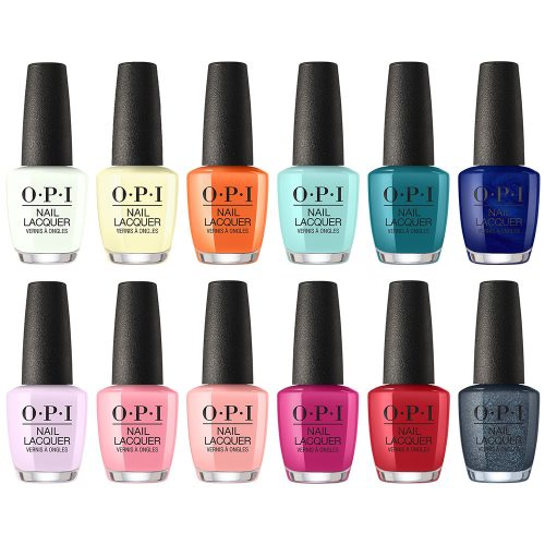 OPI Nail Polish products sold in Halifax NS at Vibe Salon & Spa in Bedford